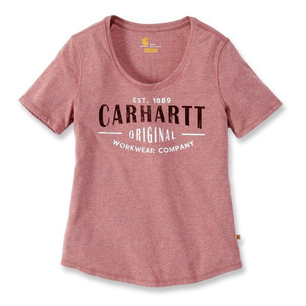 Carhartt Lockhart Script Graphic T-Shirt
