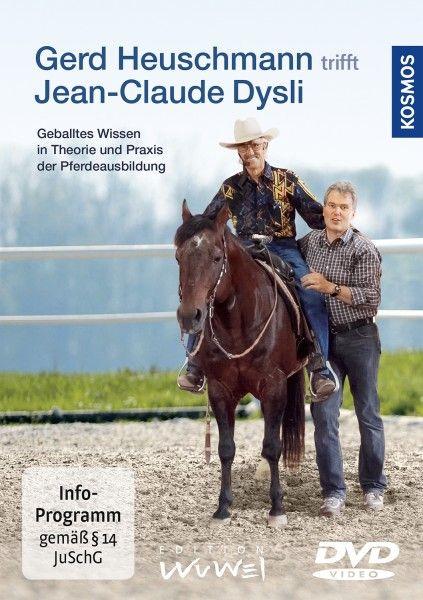 Gerd Heuschmann trifft Jean-Claude Dysli DVD