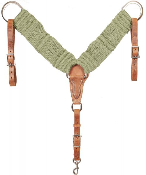 Vorderzeug BAMTEX Bamboo Cord Breast Collar Horse
