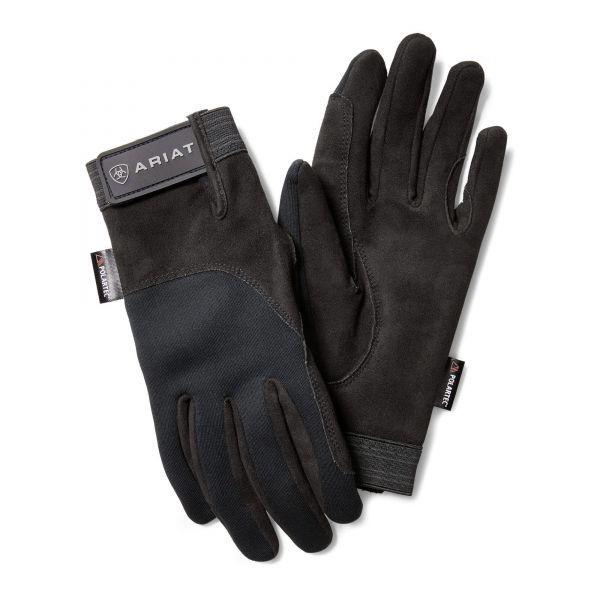 Handschuhe/Insulated Tek Grip Handschuh schwarz
