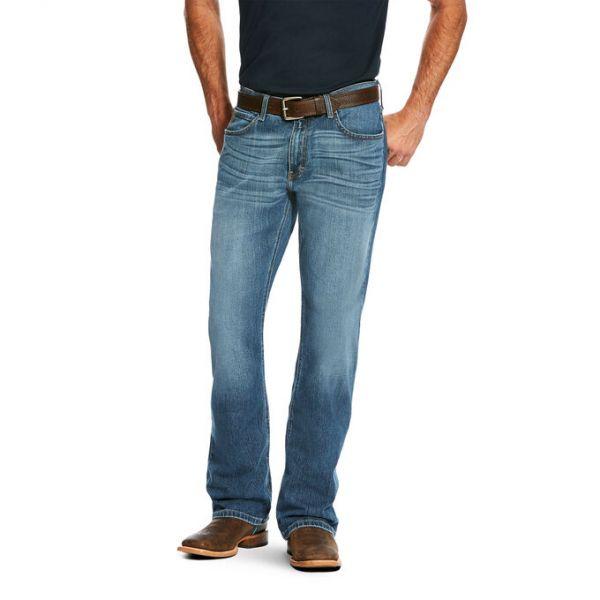 Ariat Herren Jeans M7 Rocker Legacy Stretch Boot Cut