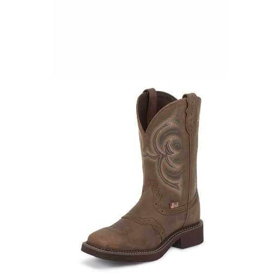 Justin Boot BROWN