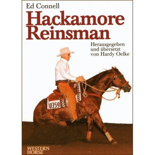 Hackamore Reinsman, Conell