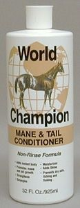 Mane & Tail Conditioner Non Rinse Formula