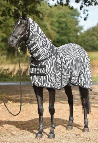 Paddok-Fliegendecke Comfort Zebra