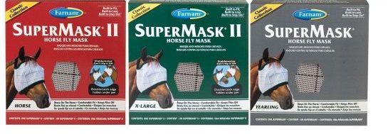 Supermask II ohne Ohren