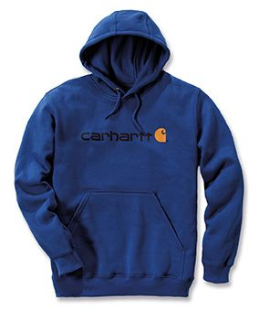 Signature Logo Midweight Sweatshirt M
