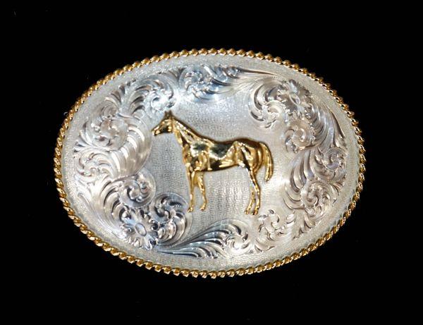 Buckle Pferd