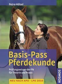 Petra Hölzel, Basiss-Pass Pferdekunde