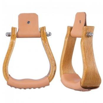 Holz Steigbügel