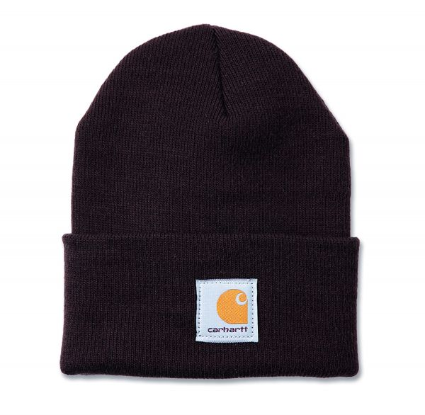 Mütze/Watch Hat Dark Brown
