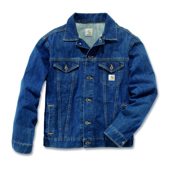 Denim Jeans Jacke S
