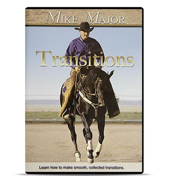 Mike Majors Transitions DVD