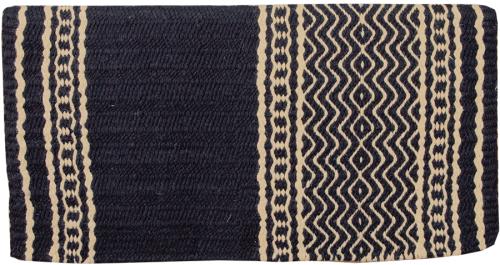 Mustang 100% New Zealand Wool Show Blanket