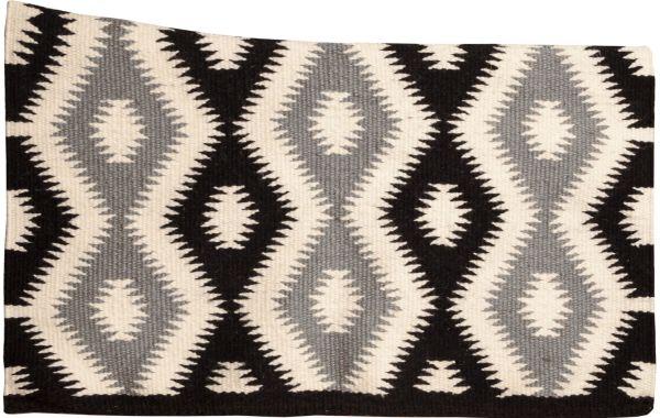 Tuscon Contoured Wool Blanket