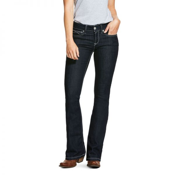 "Ariat Damen Jeans ""Perfect Rise Stretch Savannah Boot Cut"""