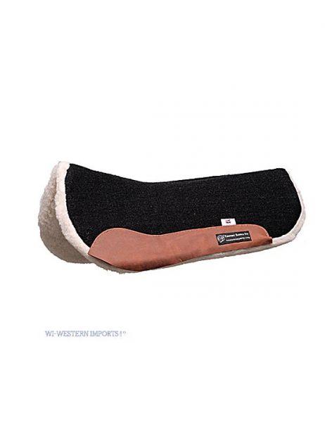 CSF Comfort Saddle Fit Pad SIERRA Round 69 cm
