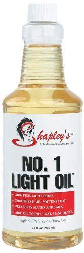 """""""Shapley's"""" Light Oil No. 1 und Heavy Oil No. 2 - 946ml Flasche"""