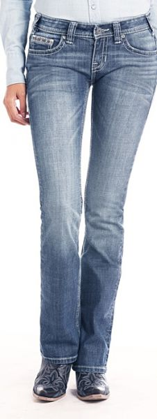 Rock&Roll Cowgirl Jeans Rival Bootcut
