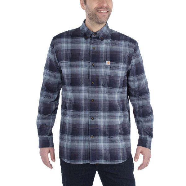 Rugged Flex Hamilton Plaid Hemd