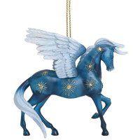 Painted Pony Night Flight Ornament