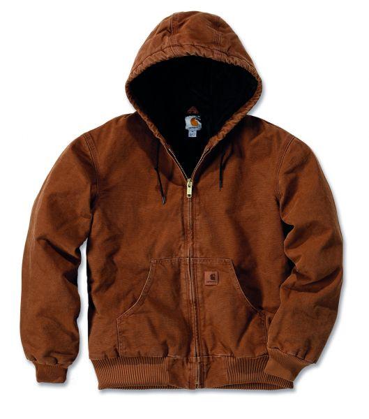 Quilt Flannel Lined Sandstone Active Jacket L