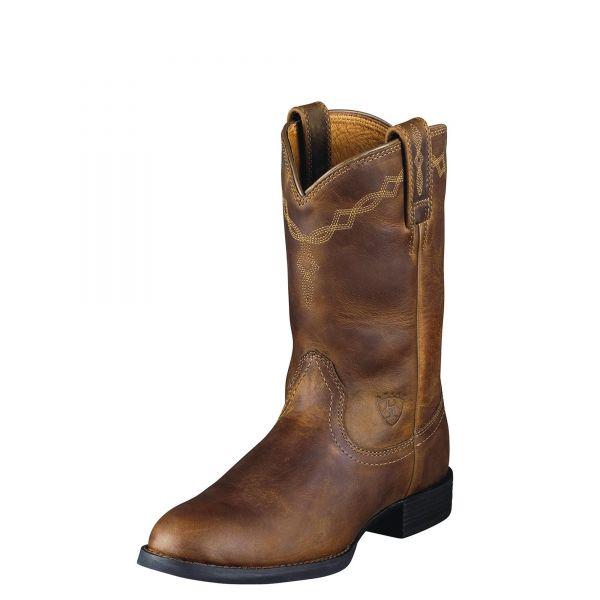 Heritage Roper Western Boot