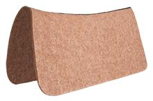 Wool Contoured Pad Protector