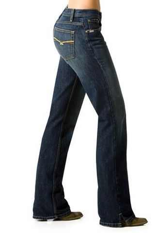 "Cruel Girl Jeans ""Georgia"" Stretch blau"