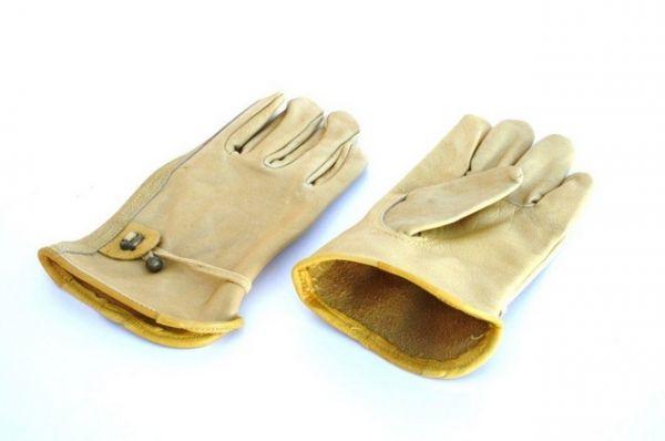 Arbeits-Lederhandschuhe ungefüttert