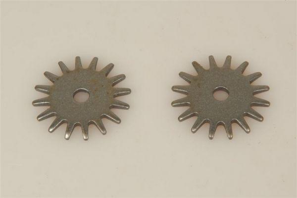 Sporenräderersatz, Steel 16 kurze Spitzen