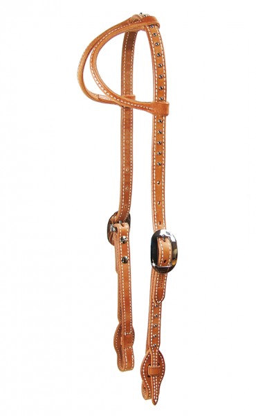 Spotted Double Ear Headstall
