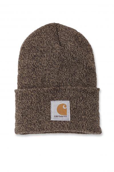 Carhartt Mütze (Watch Hat DKB/Sandstone)