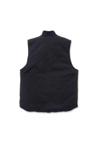 """Carhartt Herren Weste Duck Vest Arctic Quilt Lined """"black"""""""