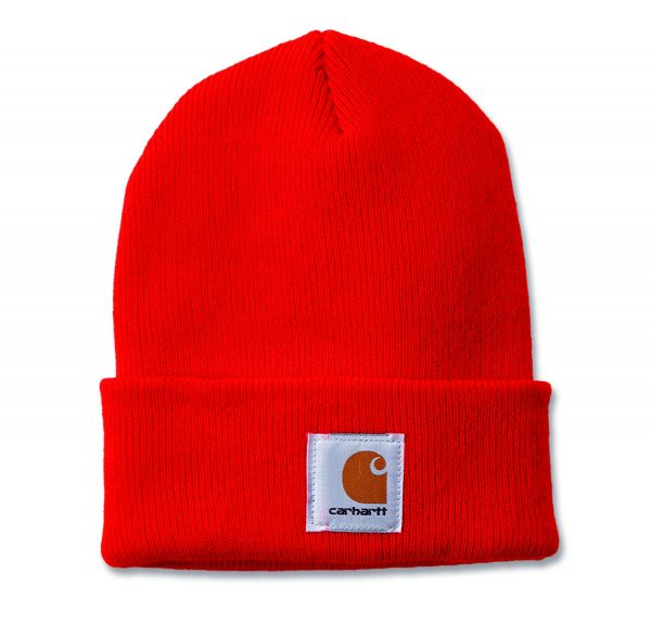 Carhartt Mütze (Watch Hat Bright )Orange