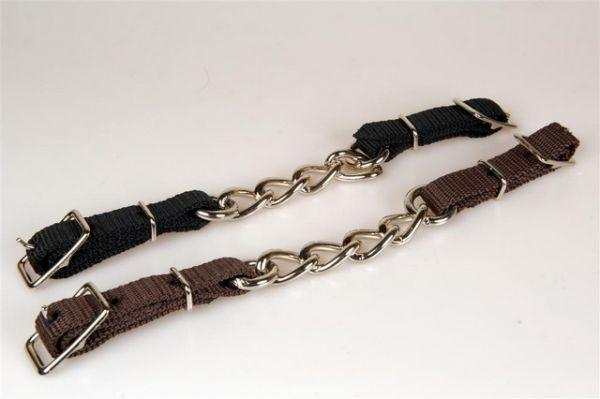 Kinnkette groß mit Nylon