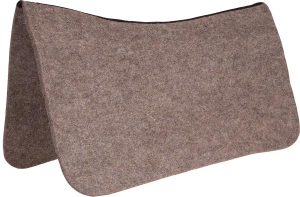 Mustang Contoured Wool Pad