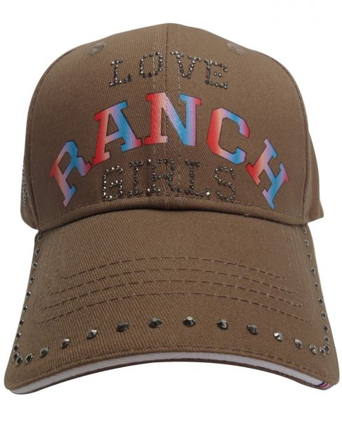 RANCHGIRL LOVE CAP
