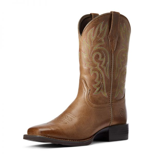 WMS Cattle Drive Western Boot
