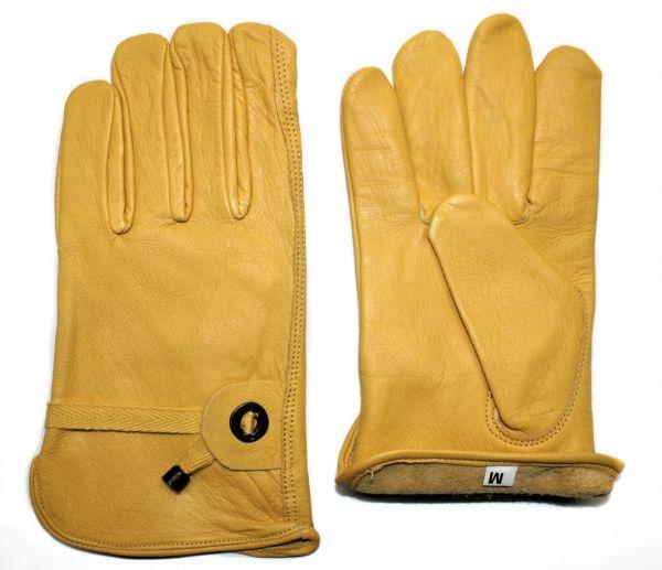 Handschuhe/Arbeits-Lederhandschuhe ungefüttert