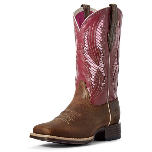WMS Blackjack VentTEK Western Boot