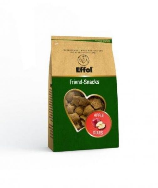 Effol Friend-Snacks Apple Stars 500 g