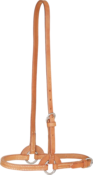 Schutz Brothers AD Sperrhalfter Flaches Harness Leder (Caveson)
