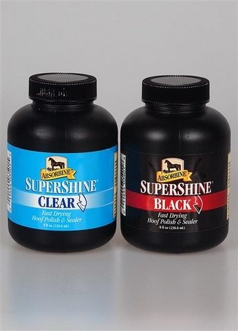 Hoof Black Supershine