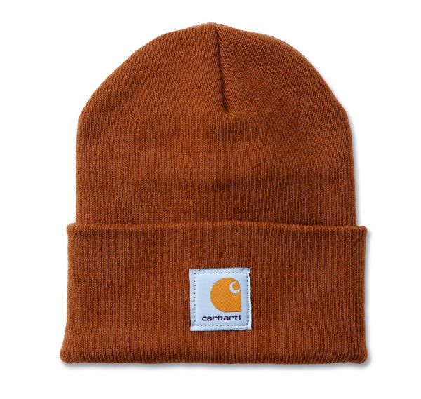 Carhartt Mütze (Watch Hat Carhartt Brown)