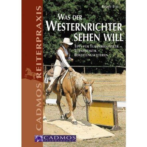 """R. Ettl: """"Was der Westernrichter sehen will"""""""