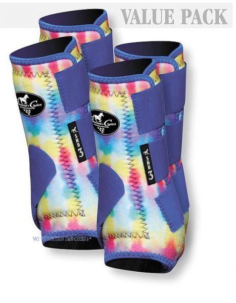 SMB3 Boots Tie Dye