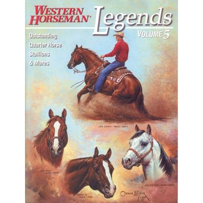 Buch Legends Volume 5