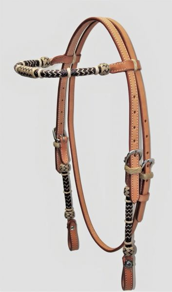 """EE Tack"" Kopfstück - SHOW - Stirnband"