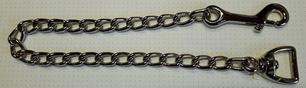 """Lead Chain gedreht/24"""" oder 30"""""""